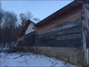 Allegheny River Front Land Cabin