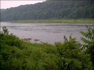 Rocky River Estates Allegheny Riverfront Property Lot 9